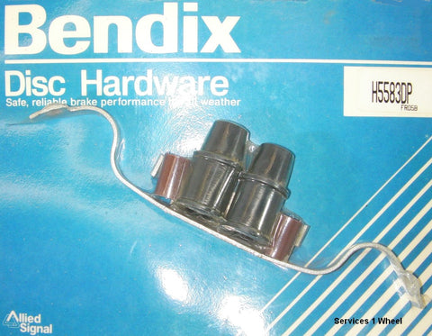 Bendix H5583DP Disc Brake Hardware Kit