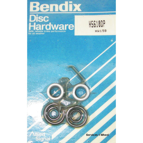 Bendix H5610DP Disc Brake Hardware Kit