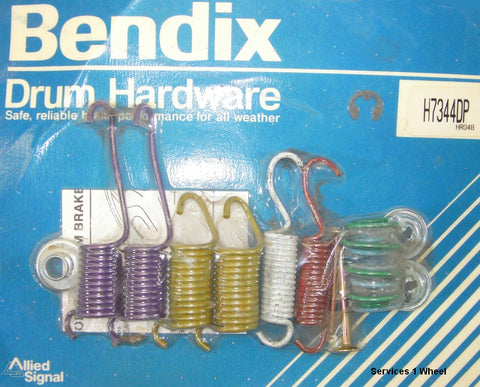 Bendix H7344DP Drum Brake Hardware Kit