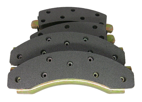 Callahan MDS149 Semi-Metallic Disc Brake Pads - Front