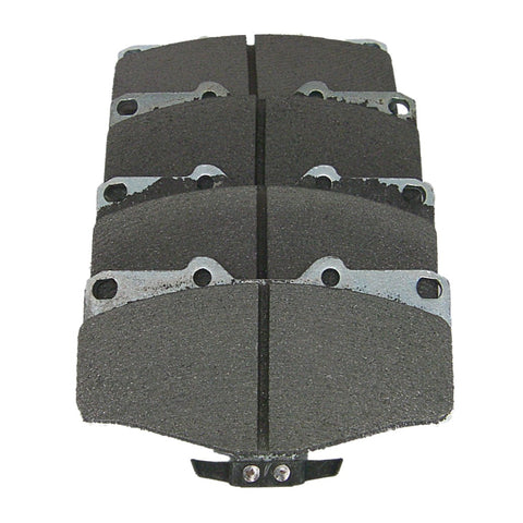 Callahan MDS436-A Disc Brake Pads for 1989-2002 Toyota Trucks Front