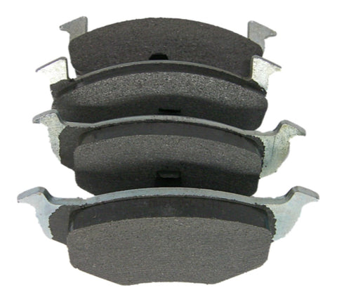 Callahan MDS694 Front Semi-Metallic Disc Brake Pads