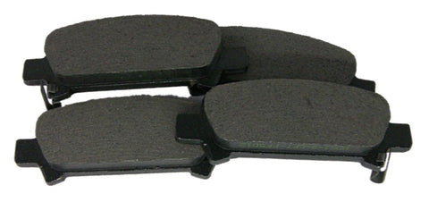 Callahan MDS770 Rear Semi-Metallic Disc Brake Pads