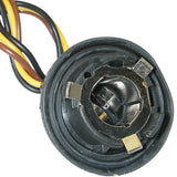 Federated 82013-3 Double Contact 3-Wire Tail; Turn; Park; Back Up Light Socket