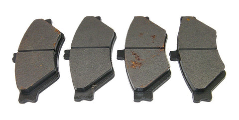 FrictionMaster MX659 Professional UltraLife Semi-Metallic Disc Brake Pads Front