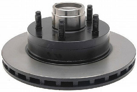 Friction Master 55447 Disc Brake Rotor and Hub Assembly Front