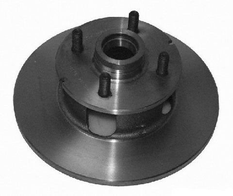 Friction Master 55545 Disc Brake Rotor and Hub Assembly Front