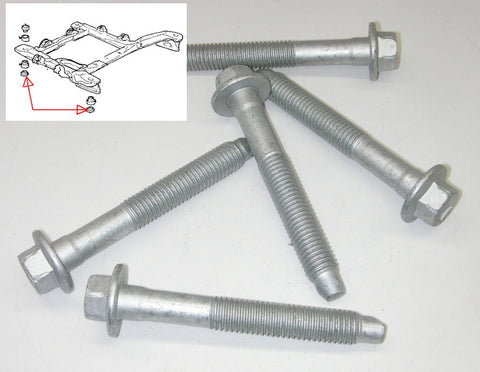 GM 10220561 Genuine GM Parts Engine Cradle Bolt - Lot of 5