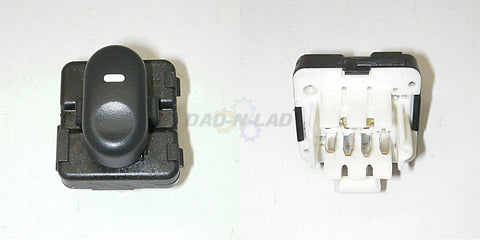 GM 10256582 Power Window Switch 97-04 Buick Century & Regal Rear