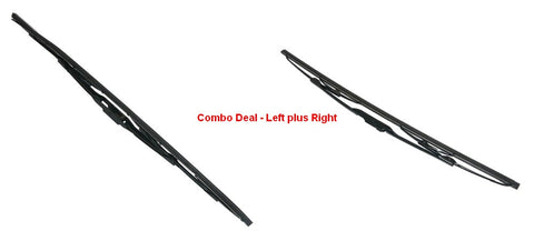 Genuine GM 22703507 22703508 OEM Wiper Blade Combo Pack - Left and Right