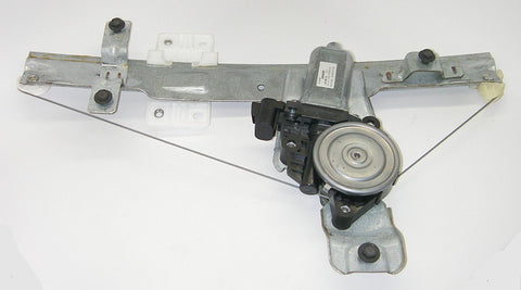 Genuine GM Parts 15906996 Window Regulator and Motor Assembly - Rear Right