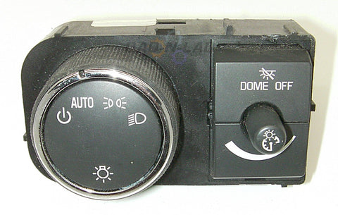 Genuine GM Parts 25858426 Headlight, Instrument Panel & Dome Light Control