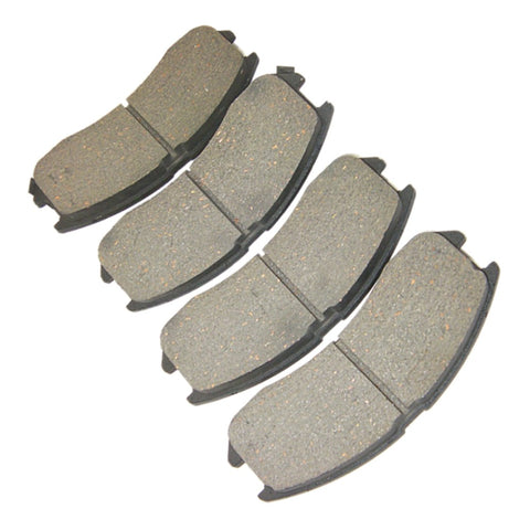 Gold Max GMD399 Disc Brake Pads for 1989-1992 Probe 1988-1992 626/MX-6
