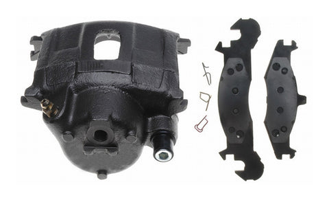 Interstate Brake Products C9006L Rebuilt Loaded Disc Brake Caliper Front Left
