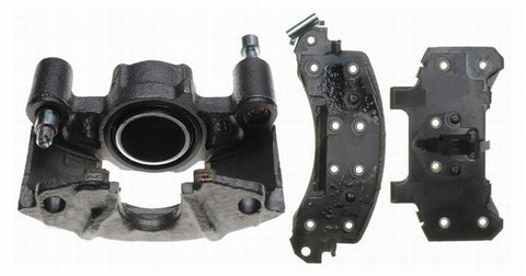 Interstate Brake Products G7013R Rebuilt Loaded Disc Brake Caliper Front Right