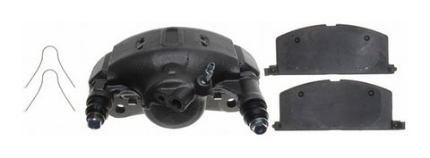 Interstate Brake Products J8212R Rebuilt Loaded Disc Brake Caliper Front Right