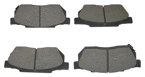 Kemparts CMD256 Friction Pro Ceramic Disc Brake Pads