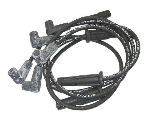 Moroso 9144M Mag-Tune Ignition Spark Plug Wire Set - Made in the U.S.A.
