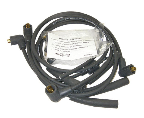 Moroso 9153M Mag-Tune Ignition Spark Plug Wire Set - Made in the U.S.A.