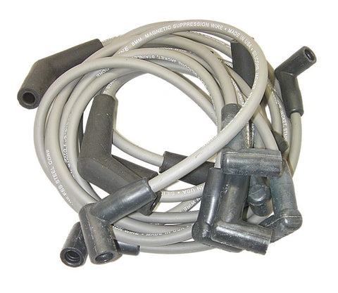 Moroso 9206M Mag-Tune Ignition Spark Plug Wire Set - Made in the U.S.A.
