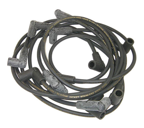 Moroso 9397M Mag-Tune Ignition Spark Plug Wire Set - Made in the U.S.A.