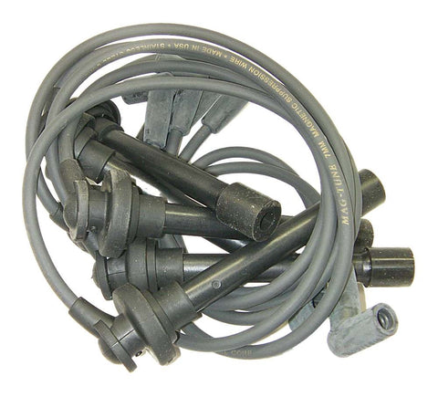 Moroso 9489M Mag-Tune Ignition Spark Plug Wire Set - Made in the U.S.A.