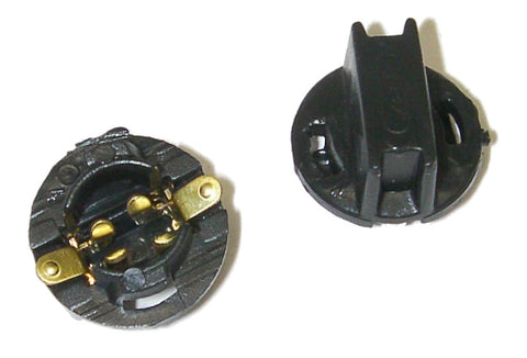"Parts Master 82000 1/2"" Instrument Panel Lamp Socket - 1 Package of 2 (2 pcs)"