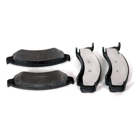 Performance Friction 0504 (0050.20) Front Carbon Metallic Disc Brake Pads