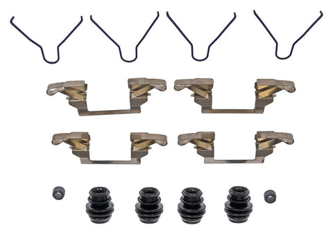 Pronto HW6034 Disc Brake Hardware Kit for Infiniti QX4 2000-2003 Q45 2000-2001