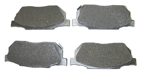 Raybestos PGD256M PG Plus Professional Grade Semi-Metallic Disc Brake Pads