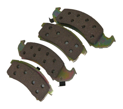 Remsa of America D505 NAO Organic Disc Brake Pads