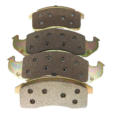 Remsa of America NAD505  NAO Organic Front Disc Brake Pads