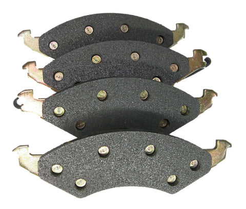 Silverline MD421 Semi-Metallic Premium Disc Brake Pads