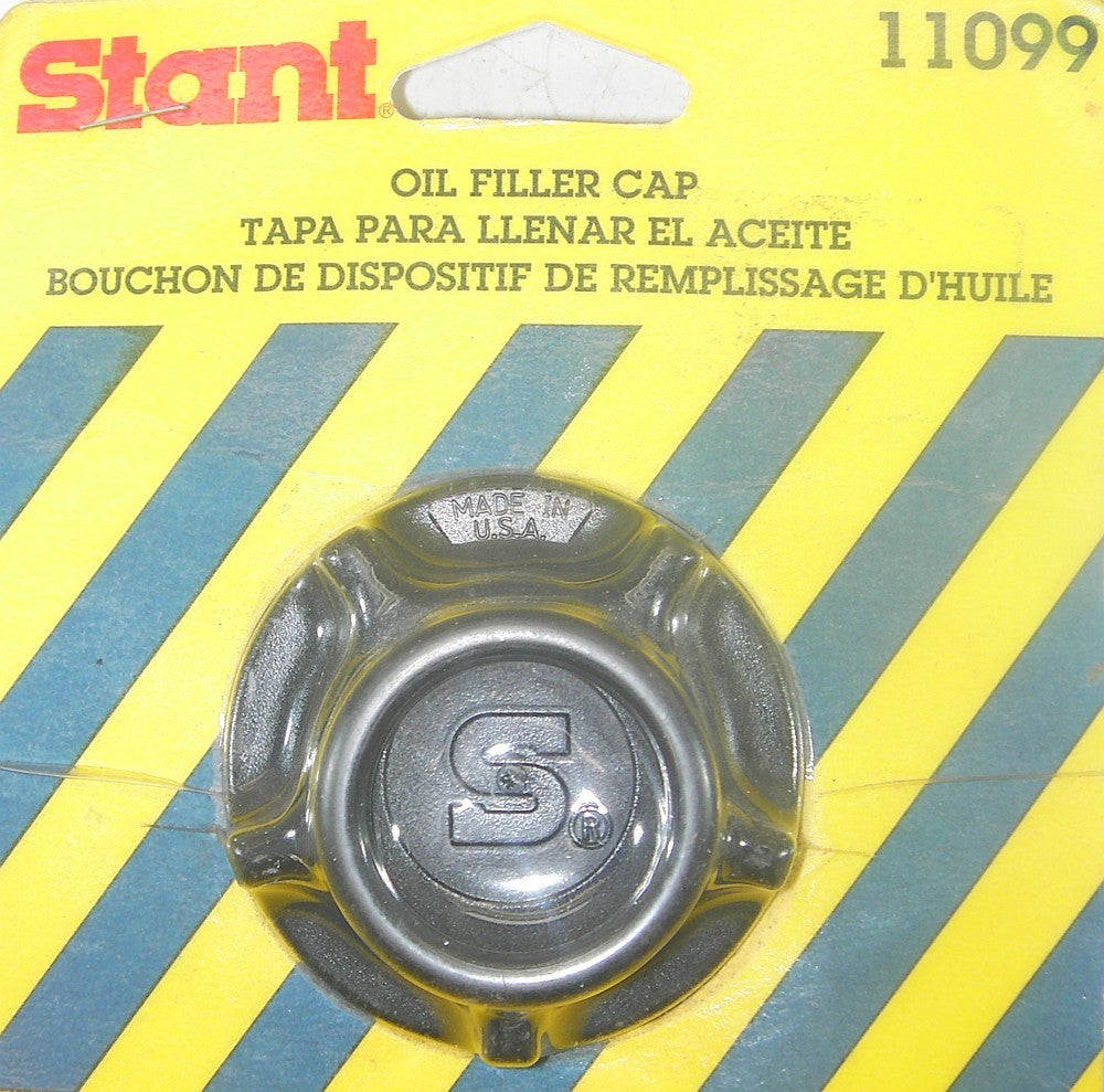 Engine Oil Filler Cap Stant 10099