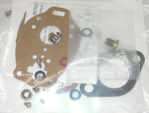 TOMCO 5355 Carburetor Repair Kit - Marvel Schebler 1 Bbl - Agricultural Uses