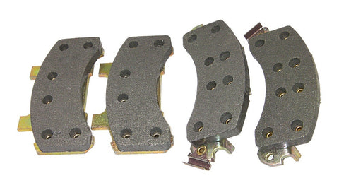 Wagner MX-7070ER D159 Premium Semi-Metallic Disc Brake Pads