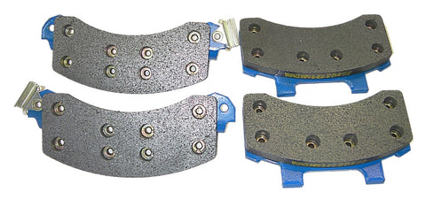 Wagner MX159 MX7070ER PowerMax Semi-Metallic Disc Brake Pads - Made in USA