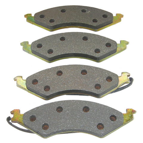 Wagner MX421 DM421 Semi-Metallic Disc Brake Pads