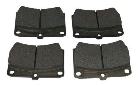 ZLI MD466 Front Semi-Metallic Disc Brake Pads