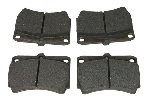 ZLI MDS466 Front Semi-Metallic Disc Brake Pads