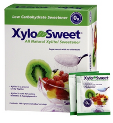 Xlitol products for baking