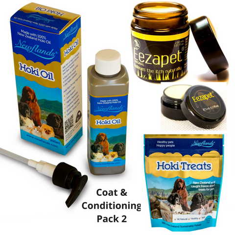 EEZAPET AND NEWFLANDS COAT PACK