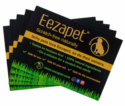Eezapet Gift Cards $30, $50, $!00 values