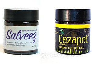 Salveez 30ml plus Eezapet 30ml