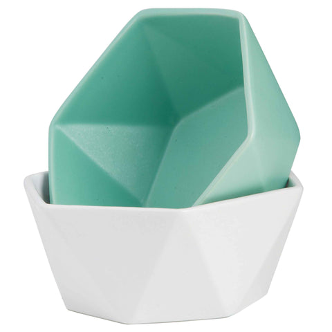 Origami Bowl White (Med)