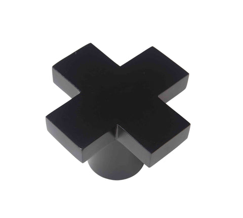 Cross Hook Black (Small)