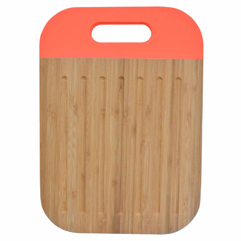 Neon Orange Chopping Board