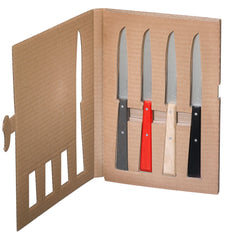 Opinel No.125 Loft Table Knives 4pcs
