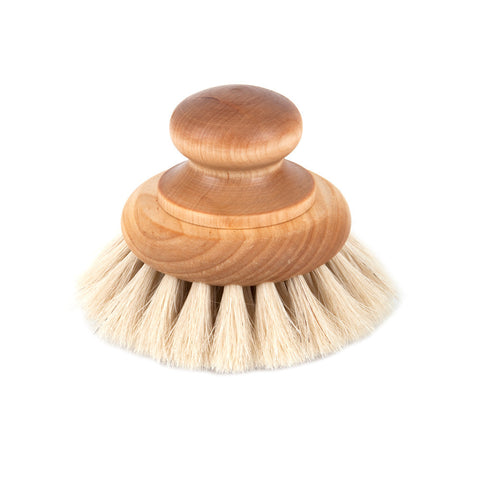 Iris Hantverk Bath Brush With Knob