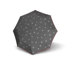Knirps X1 Copenhagen Black Umbrella Open